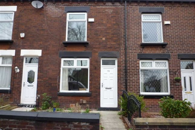 Thumbnail Terraced house to rent in Markland Hill Lane, Heaton, Bolton