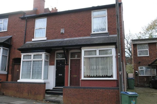 Thumbnail Terraced house for sale in Church Road, Bearwood, Smethwick