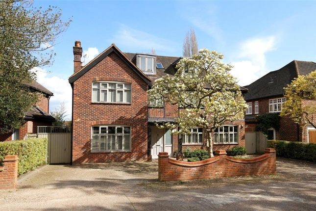 Thumbnail Detached house for sale in Atherton Drive, Wimbledon