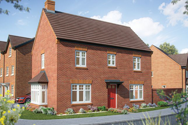 """3 bed property for sale in """"The Spruce"""" at Turnberry Lane, Collingtree, Northampton NN4"""