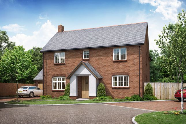 Thumbnail Detached house for sale in Plot 33 The Saddlery, Home Farm, Exeter