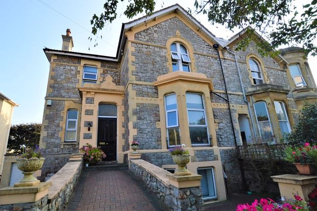 Thumbnail Semi-detached house for sale in Bristol Road Lower, Weston-Super-Mare