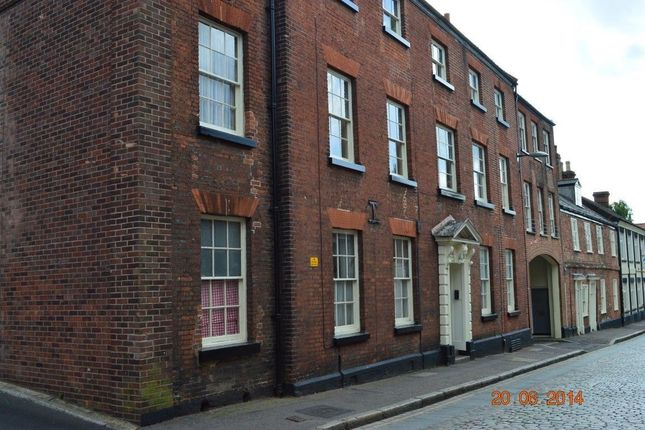 Thumbnail Flat to rent in Pottergate, Norwich