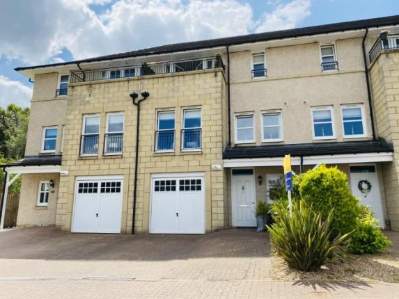 Thumbnail Terraced house for sale in Bluebell Drive, Newton Mearns, East Renfrewshire