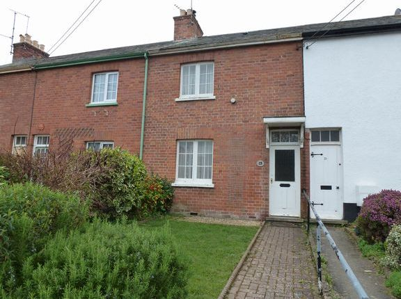 Terraced house to rent in Winslade Road, Sidmouth