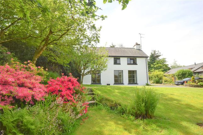 Thumbnail Detached house for sale in Machynlleth, Powys