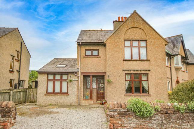 Thumbnail Semi-detached house for sale in Woodlands, Drovers Lane, Penrith