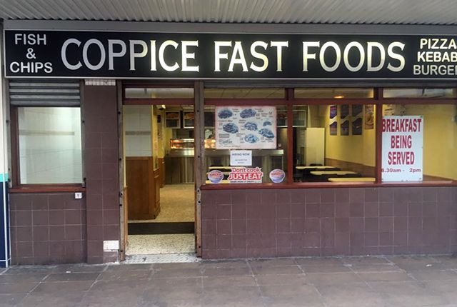 Thumbnail Restaurant/cafe for sale in Coppice Way, Birmingham