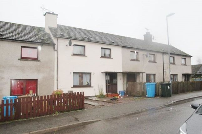 Thumbnail Terraced house for sale in 7 Cluny Road, Dingwall