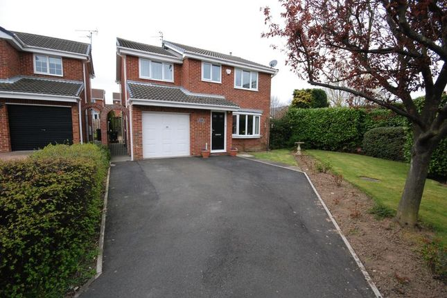 Thumbnail Detached house for sale in Simpson Court, Ashington