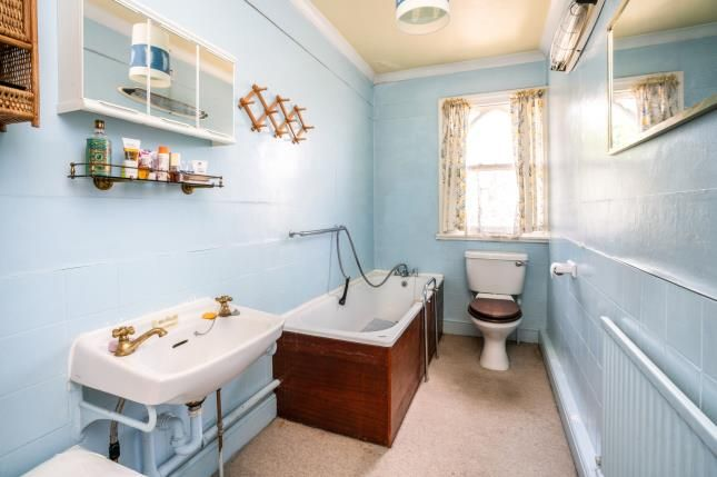Bathroom of Washington Road, Worcester Park KT4