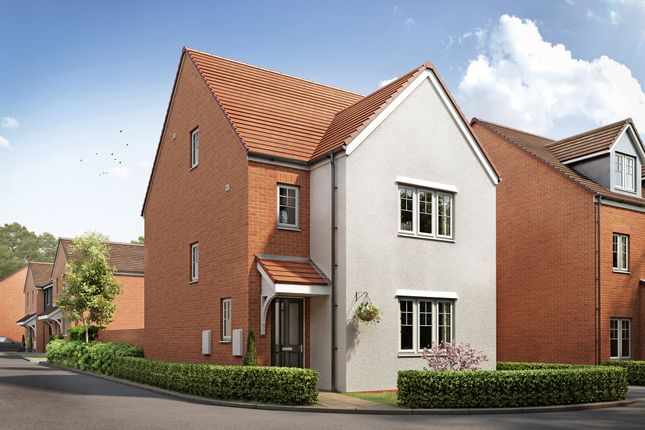 """4 bed detached house for sale in """"The Lumley"""" at Old Oak Way, Harlow CM17"""