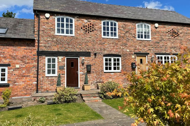 Thumbnail Semi-detached house for sale in Hapsford Hall Barns, Moor Lane, Hapsford, Frodsham