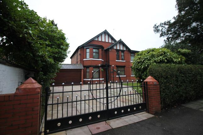 Thumbnail Detached house for sale in Crofts Bank Road, Urmston, Manchester