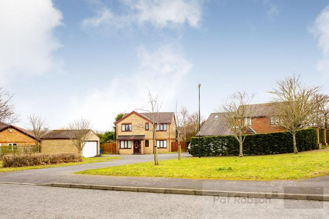 Thumbnail 4 bed detached house to rent in Swainby Close, Newcastle Upon Tyne