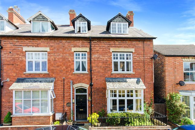 Thumbnail Property for sale in Gladstone Terrace, Grantham