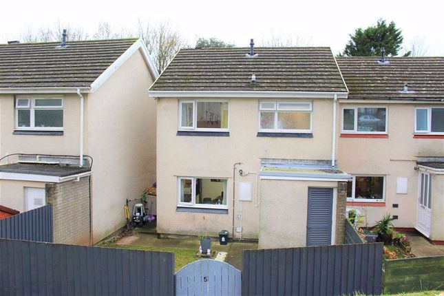 3 bed end terrace house for sale in Valence Walk, Pembroke SA71
