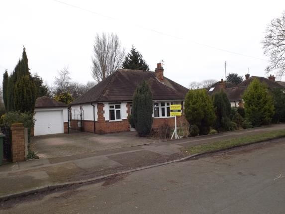 Thumbnail Bungalow for sale in Linden Avenue, Countesthorpe, Leicester, Leicestershire