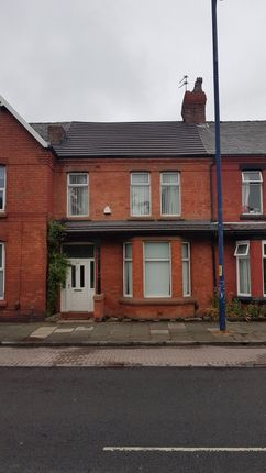 Thumbnail Terraced house to rent in Crosby Road South, Litherland, Liverpool