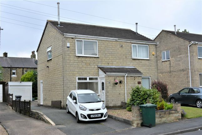 Semi-detached house for sale in Banks Road, Golcar, Huddersfield