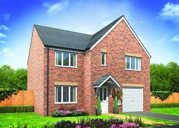 "Thumbnail Detached house for sale in ""The Warwick"" at Heyford Avenue, Buckshaw Village, Chorley"