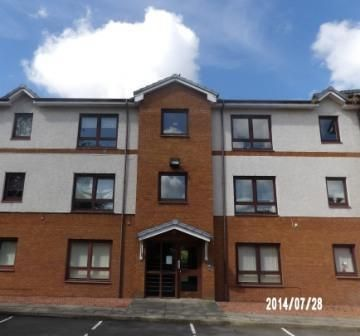 Thumbnail Flat to rent in Kenilworth Court, Airdrie