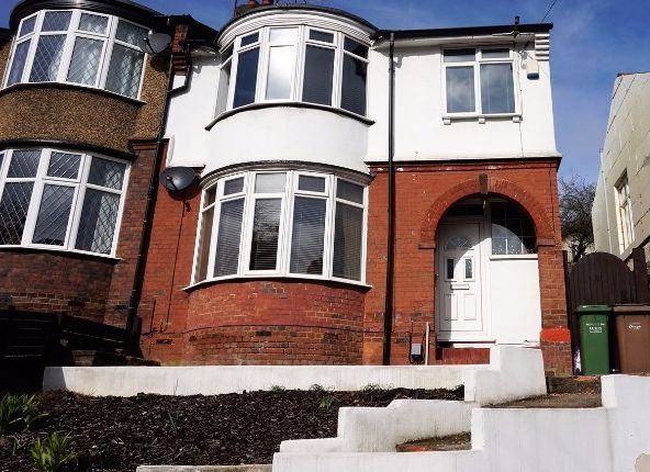 Thumbnail Semi-detached house for sale in Farley Hill, Luton