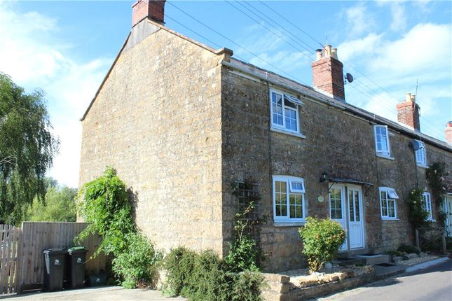 Thumbnail End terrace house to rent in The Buildings, Pymore, Bridport