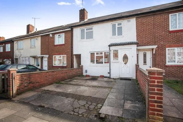 Thumbnail Terraced house for sale in Trent Road, Luton, Bedfordshire, Leagrave