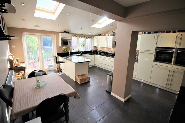 Thumbnail Semi-detached house for sale in Western Avenue, Gidea Park, Romford