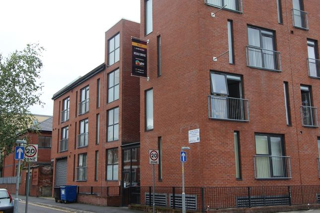 Thumbnail Flat to rent in Heald Grove, Manchester