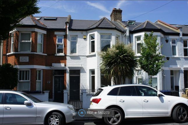 Thumbnail Terraced house to rent in Seymour Road, London