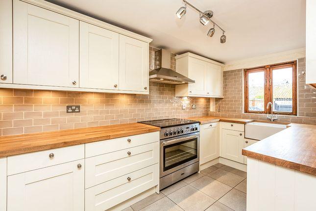 Kitchen of Scudders Farm, Valley Road, Fawkham, Kent DA3