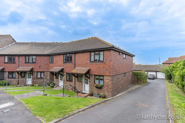 Thumbnail Semi-detached house for sale in St. Aubyns Mead, Rottingdean, Brighton