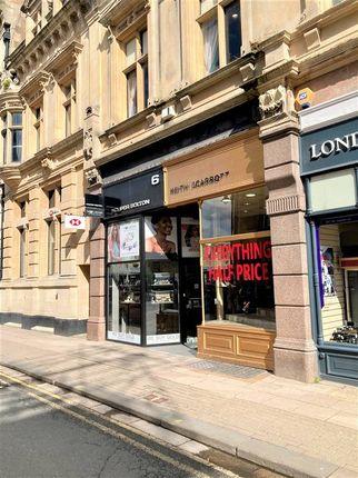 Thumbnail Retail premises to let in 8 Promenade, Cheltenham
