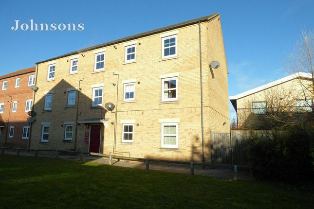 Thumbnail Flat for sale in Lancaster Court, Auckley, Doncaster.