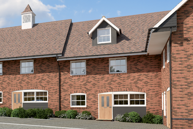 Thumbnail Terraced house for sale in Terriers Court, High Wycombe