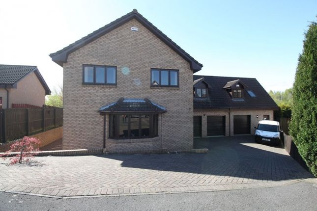 Thumbnail Detached house for sale in Mackie Gardens, Markinch, Glenrothes, Fife
