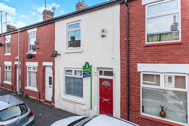 2 bed terraced house to rent in Houghton Street, Pendlebury, Swinton, Manchester