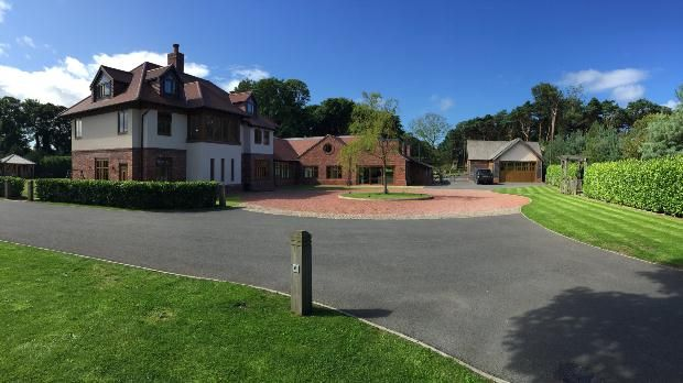 Thumbnail Detached house for sale in Larkhill Lane, Formby, Liverpool