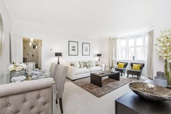 Thumbnail Flat for sale in Wimbledon Close, The Downs, London