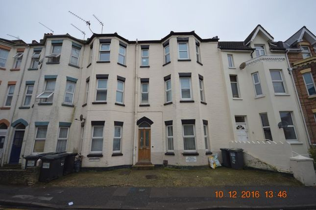Thumbnail Shared accommodation to rent in Purbeck Road, Bournemouth