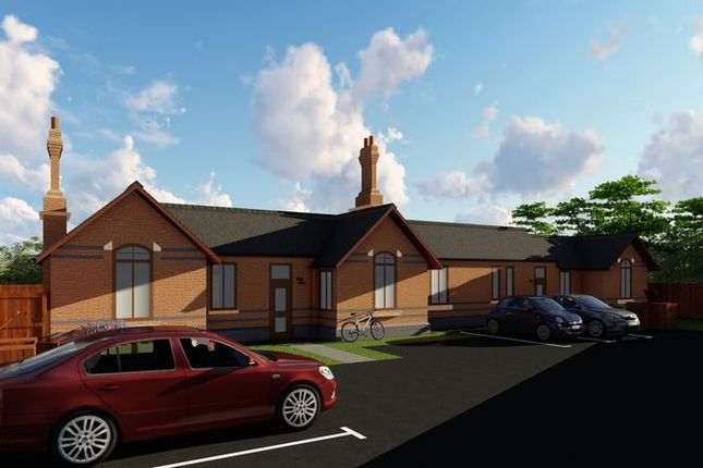 Thumbnail Semi-detached bungalow for sale in Station Road, Kimberley, Nottingham