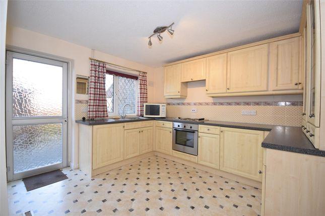 Thumbnail Semi-detached bungalow to rent in Courtenay Road, Keynsham, Bristol