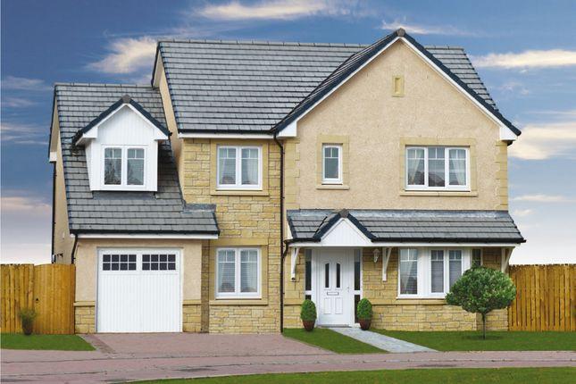 Thumbnail Detached house for sale in Alloa Park Drive Off Clackmannan Road, Alloa, Clackmannanshire