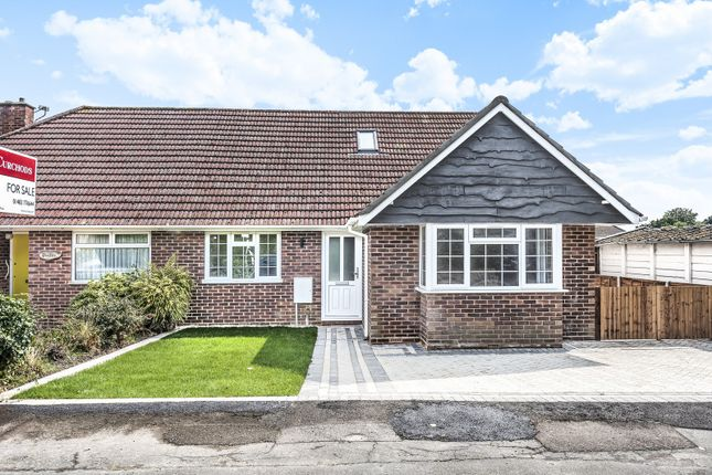 Thumbnail Semi-detached bungalow for sale in Mayhurst Avenue, Woking