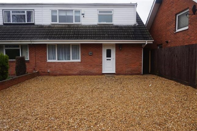 3 bed semi-detached house for sale in Lanchester Way, Castle Bromwich, Birmingham
