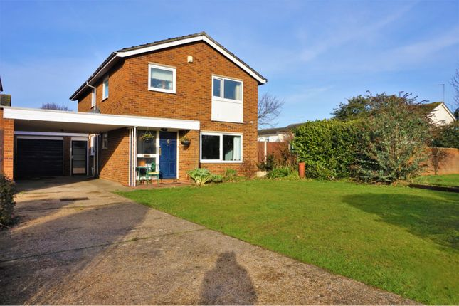 Thumbnail Detached house for sale in Chaplin Road, Colchester