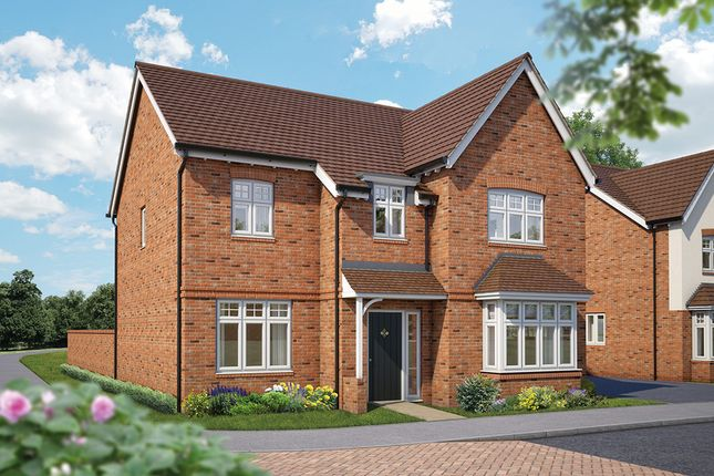 """Thumbnail Detached house for sale in """"The Birch"""" at Canon Ward Way, Haslington, Crewe"""