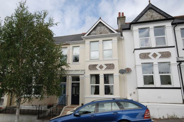 Thumbnail Terraced house for sale in Broad Park Road, Plymouth